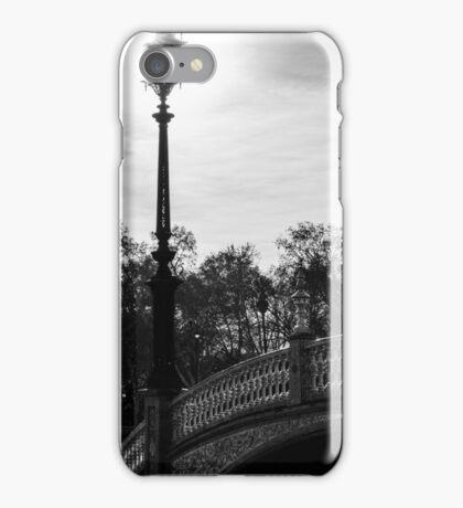 Seville - Plaza de Espana iPhone Case/Skin