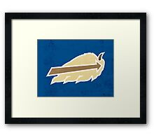 Buffalo Bisons Framed Print