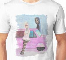 Flirting with Death Unisex T-Shirt