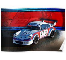 Martini 911 Poster