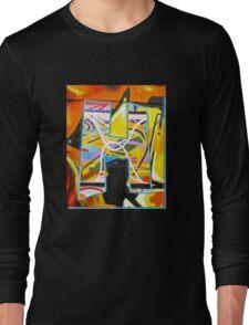 Urban Alphabet H Long Sleeve T-Shirt