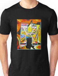 Urban Alphabet H Unisex T-Shirt