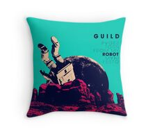 GUILD SPACE TOTE Throw Pillow