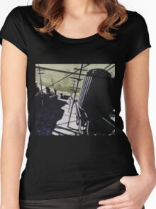 Lets Love Lain Women's Fitted Scoop T-Shirt