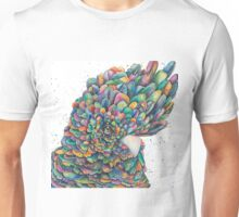 Rainbow Is The New Black Unisex T-Shirt