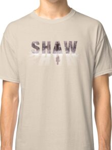 Shaw - Fog - Person of interest Classic T-Shirt