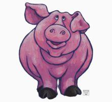 Animal Parade Pig T-Shirt