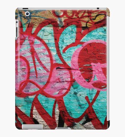 Pink Tag iPad Case/Skin
