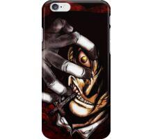 Alucard  iPhone Case/Skin