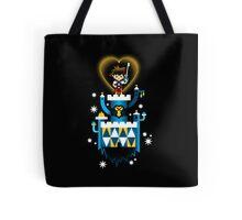 it's a small kingdom Tote Bag