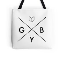 Go Book Yourself Tote Bag
