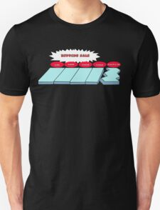 Politicians Couldn't Lie Straight in Bed Unisex T-Shirt