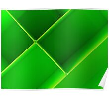 Green box Poster