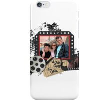 Grease Olivia Newton John iPhone Case/Skin