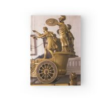 Golden Carriage - Object Photography Hardcover Journal
