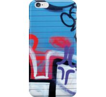 Blue Tag iPhone Case/Skin