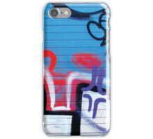 Blue Tag iPhone Case/Skin