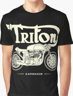 Caferacer Graphic T-Shirt