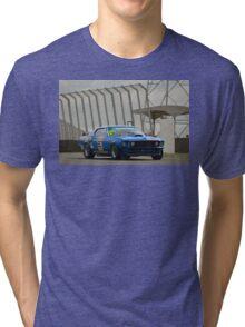 Tilley Racing Mustang Tri-blend T-Shirt