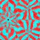 Dancing Colours - Kaleidoscopy 1 by Rasendyll