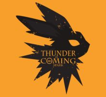 Thunder Is Coming by 8-bit-hobo