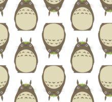 Totoro Pattern Sticker