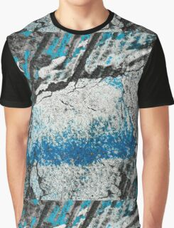 Blue Canyons Colliding Graphic T-Shirt
