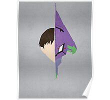 Shinji Poster