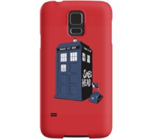 BAD SMEG HEAD Samsung Galaxy Case/Skin