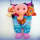 Cute Hand made handbag for a small girl. by EdsMum
