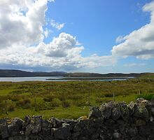 Farmland near Callanish, Western Isles, Scotland by MidnightMelody