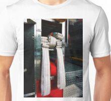 Closeup Of Fire Hoses Unisex T-Shirt