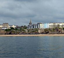 Looking Back at Tenby by trish725