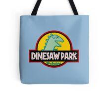 DINE-SAW PARK Tote Bag