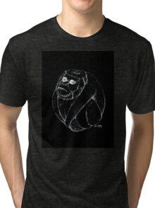 Coco-monkey Tri-blend T-Shirt