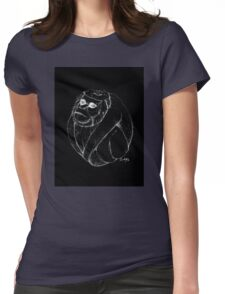 Coco-monkey Womens Fitted T-Shirt