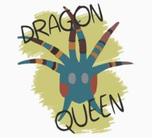 How To Train Your Dragon 2 - Valka Dragon Queen Tee by thisisbrooke