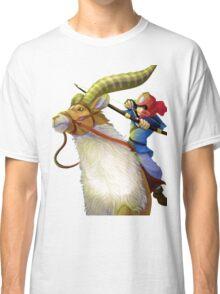 Ashitaka and Yakul  Classic T-Shirt