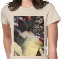Maiko (Geisha apprentice), Kyoto Womens Fitted T-Shirt