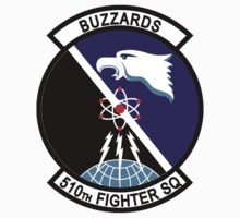 510th Fighter Squadron - Buzzards by VeteranGraphics