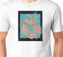 Curiosity Bot Exploded Unisex T-Shirt
