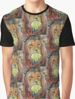 The Lion of the tribe of Judah Graphic T-Shirt