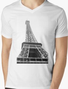 paris, eiffel tower Mens V-Neck T-Shirt