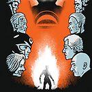 X-Men: Days of Future Past by Matt Kroeger