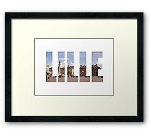 Lille Framed Print