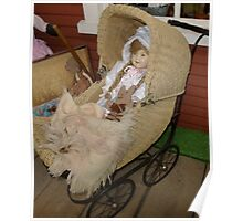 Doll In A Stroller Poster