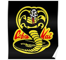 The Karate Kid - Cobra Kai Poster