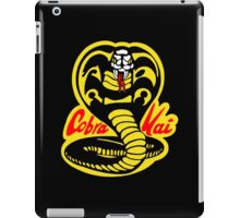 The Karate Kid - Cobra Kai iPad Case/Skin