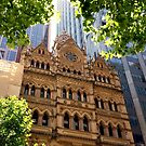 City Buildings Melbourne No. 3 by Sally McLean
