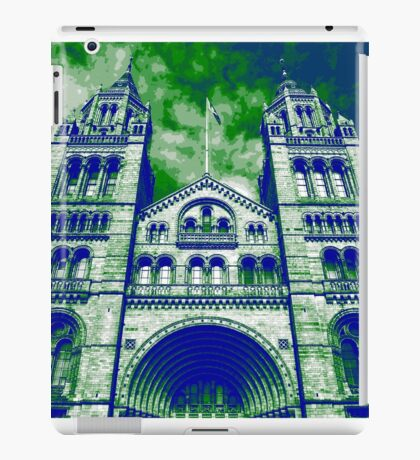 London's Natural History Museum iPad Case/Skin